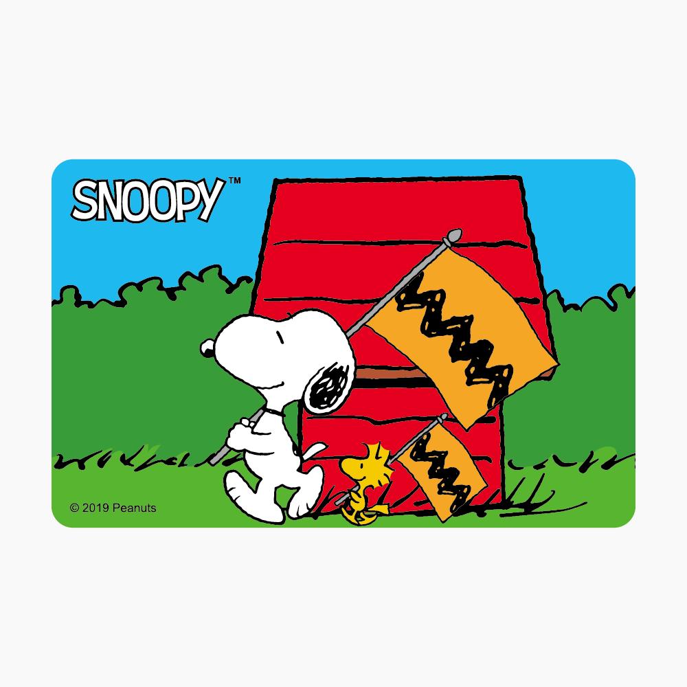 SNOOPY《向前走》一卡通