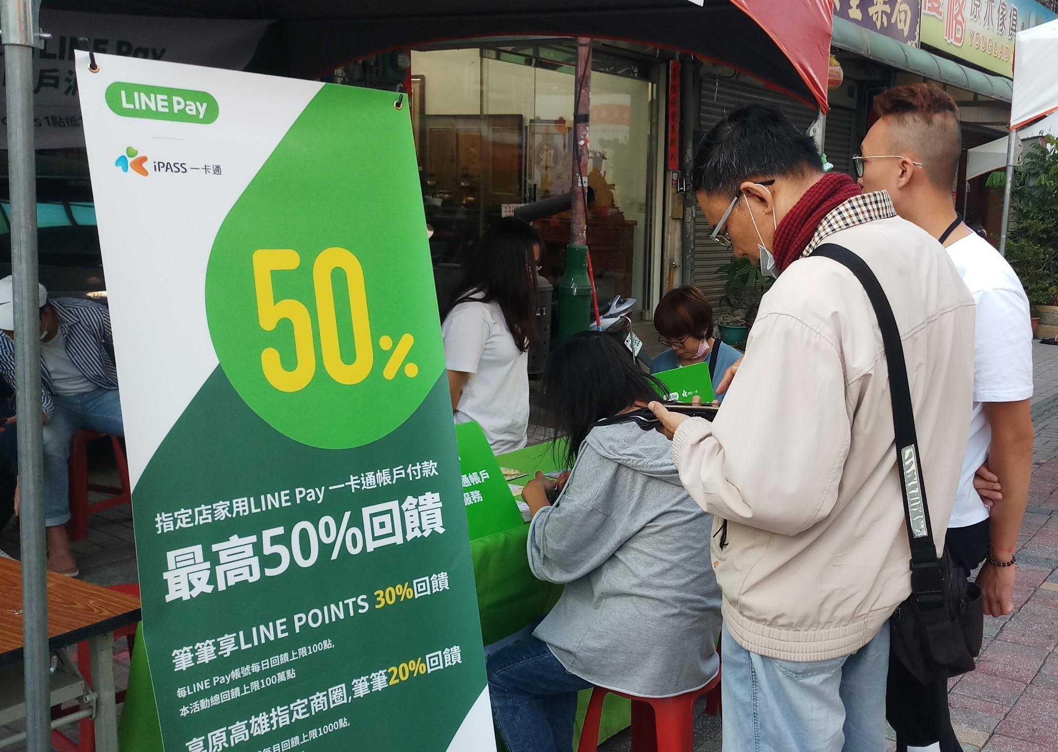 2019 LOVE高雄追光季x商圈好SHOPPING30%回饋