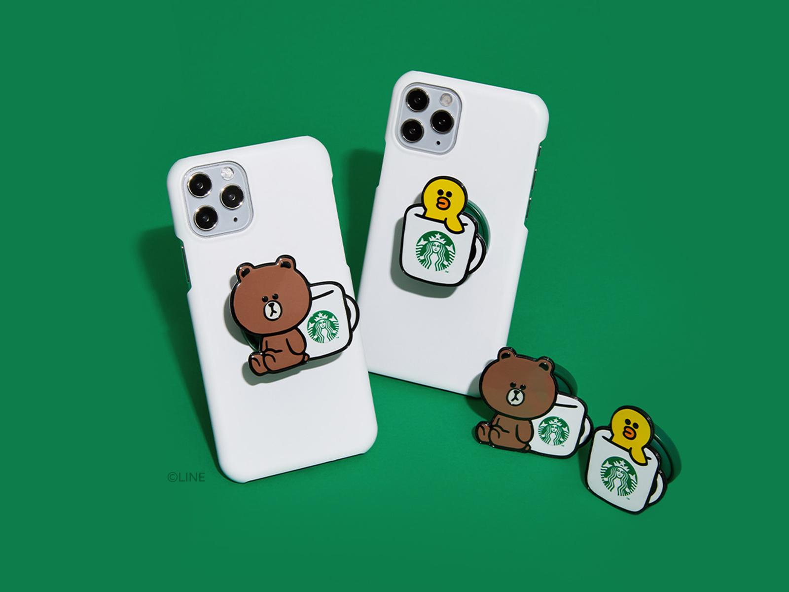 限量聯名熊大手機支架