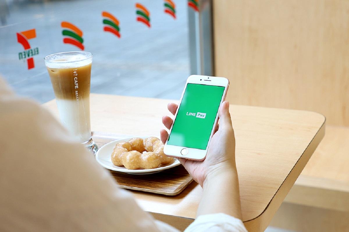 LINE Pay Money 7-ELEVEN滿額10%回饋 優化服務支付整合載具及線上客服