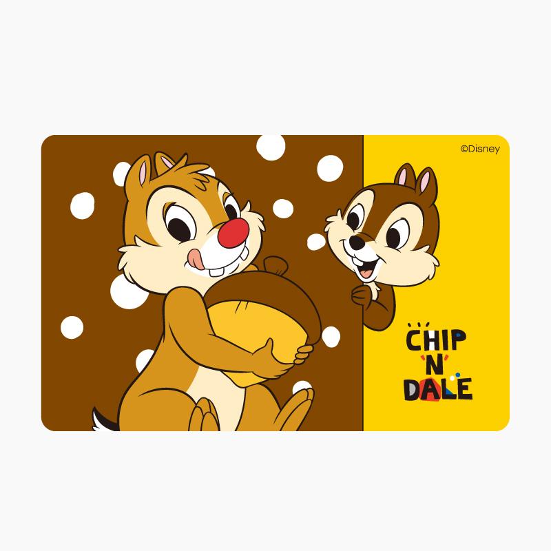 Chip 'n' Dale《YUMMY》一卡通