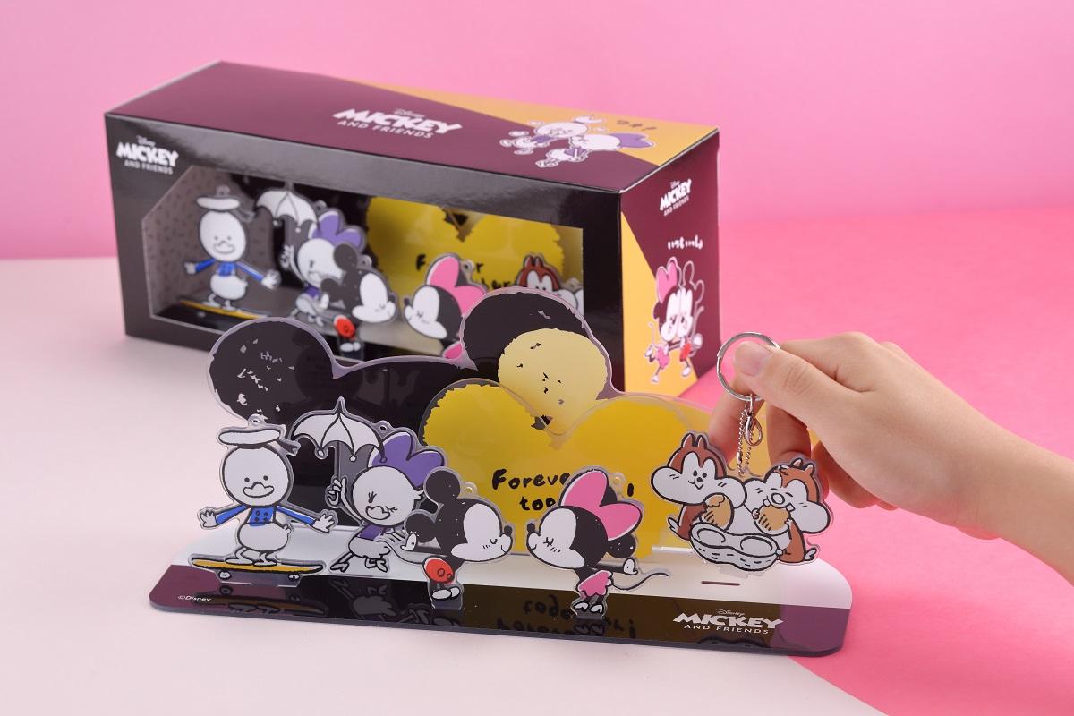 耶誕送禮新選擇 一卡通重現迪士尼的歡樂場景