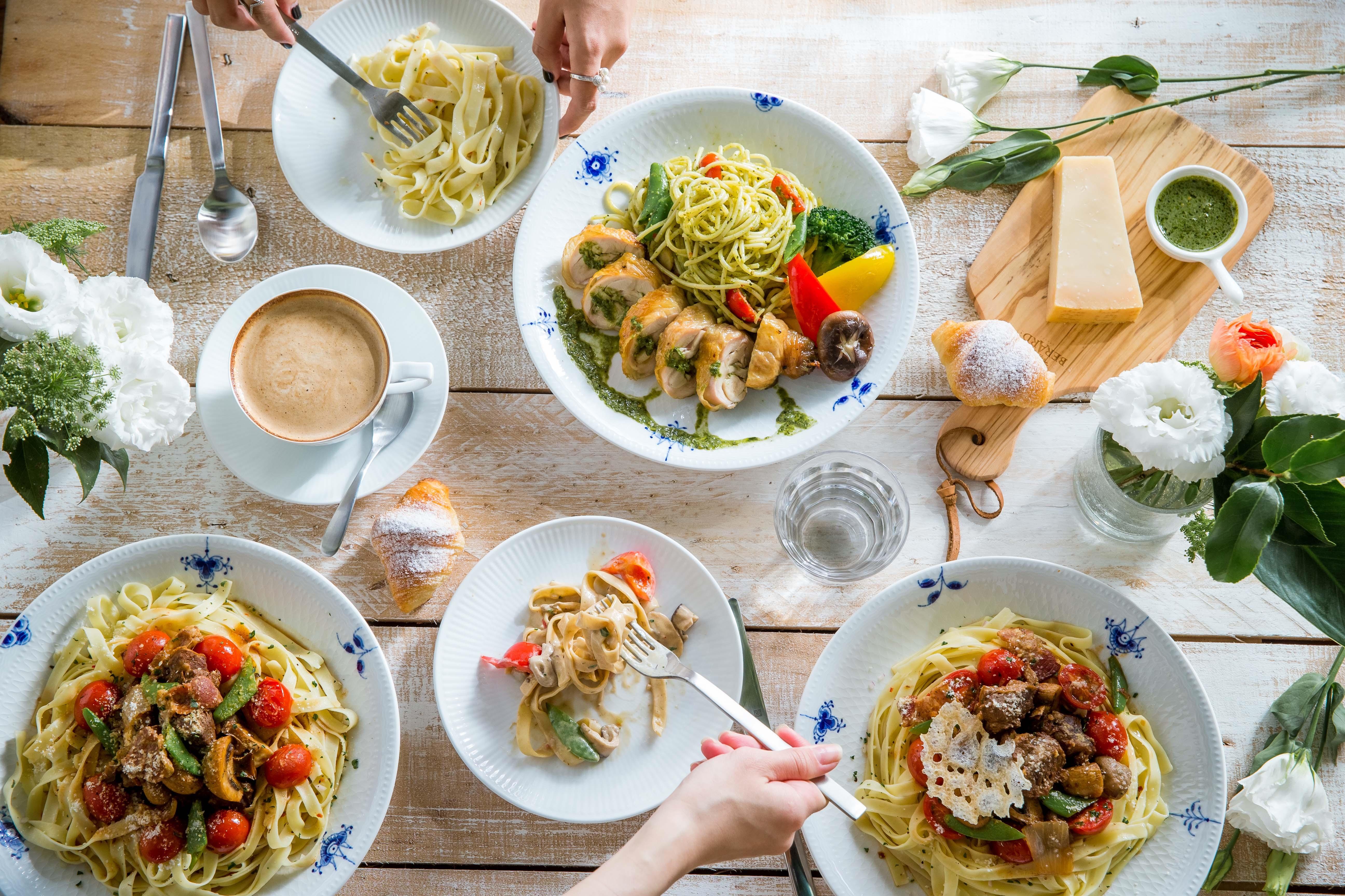 高雄福華大飯店HOVII Café加入「高雄好家載」_ 輕鬆自在的價格享受五星飯店好味料理