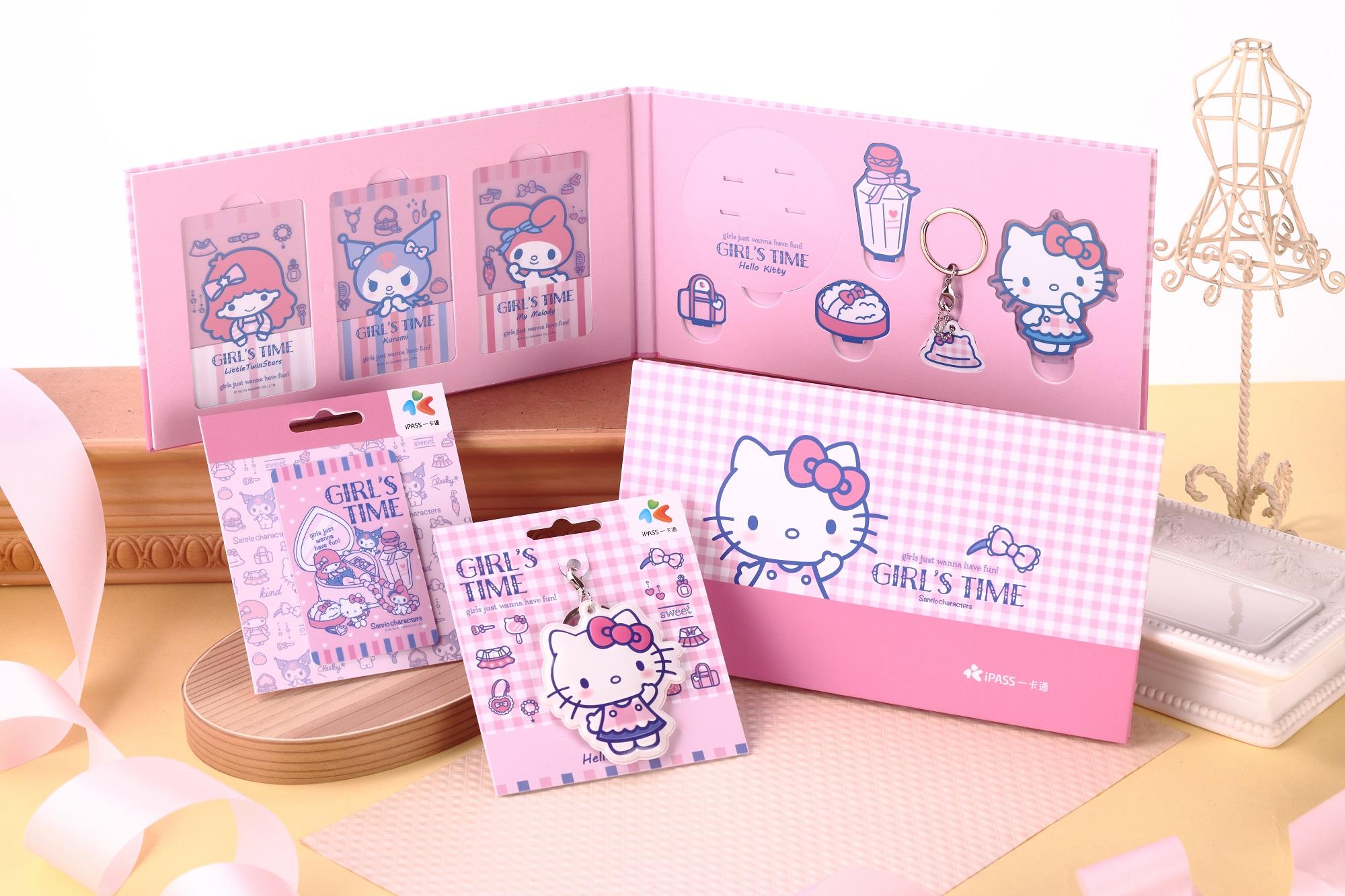 圖5_三麗鷗Hello Kitty《童趣風》一卡通7月13日OPEN POINT APP開放預購